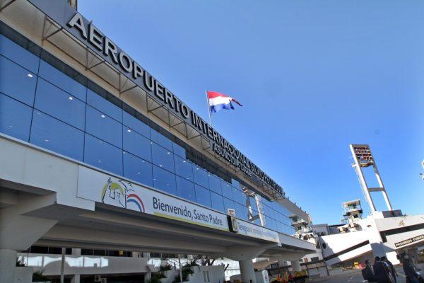 aeropuerto de asuncion