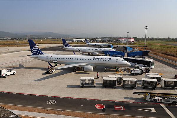 aeropuerto tucumen panama