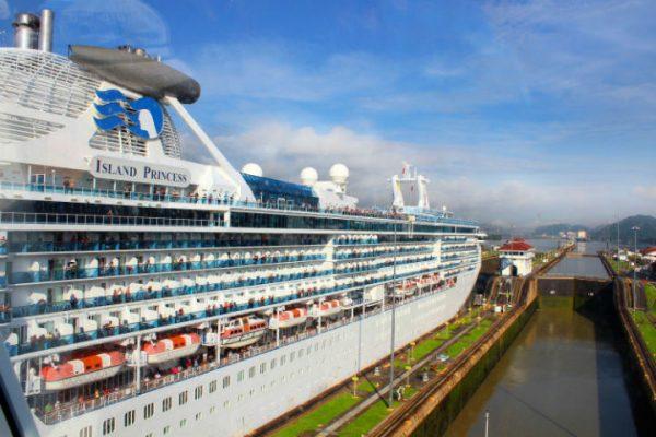 canal de panama cruceros
