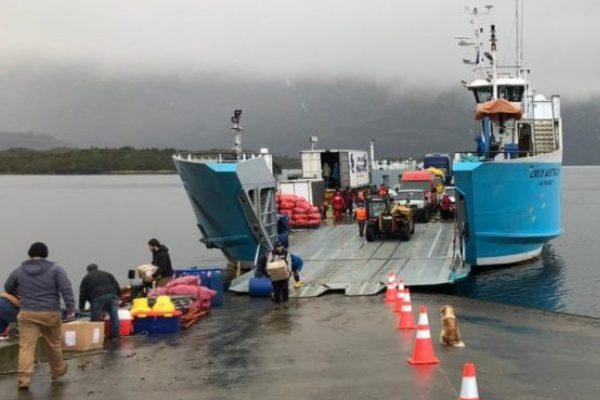 empresa portuaria austral