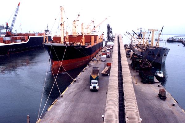 peru puertos publicos