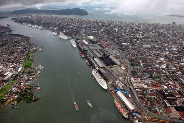 puerto de santos acceso