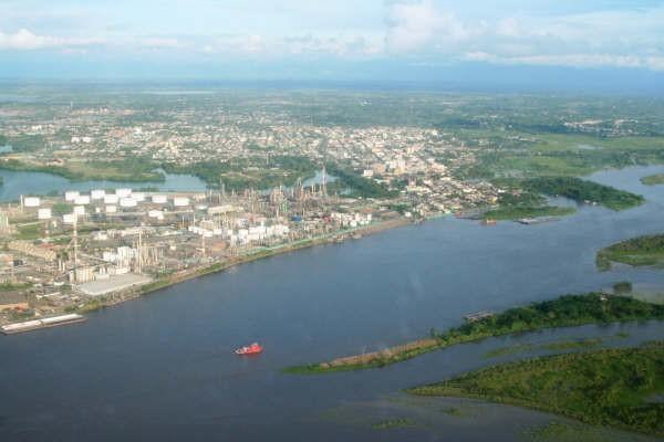 puerto de uraba