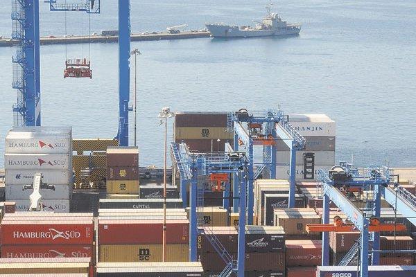 puertos de esuu infraestructura