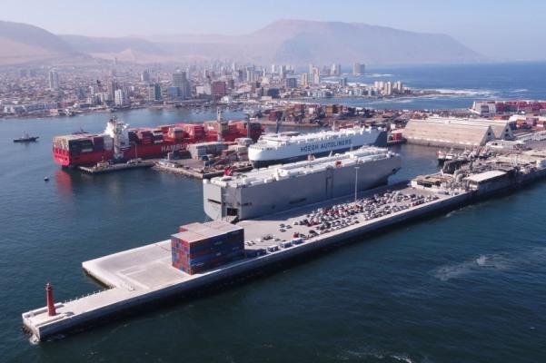 puertos tarapaca