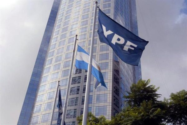 ypf chile