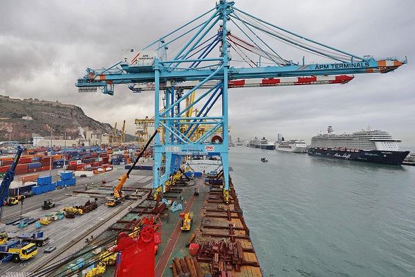 APM Terminals incrementa su actividad tras haber hecho nuevas inversiones
