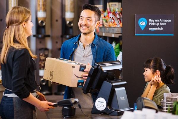 Amazon lanza nuevo servicio Counter para realizar entregas en puntos de conveniencia
