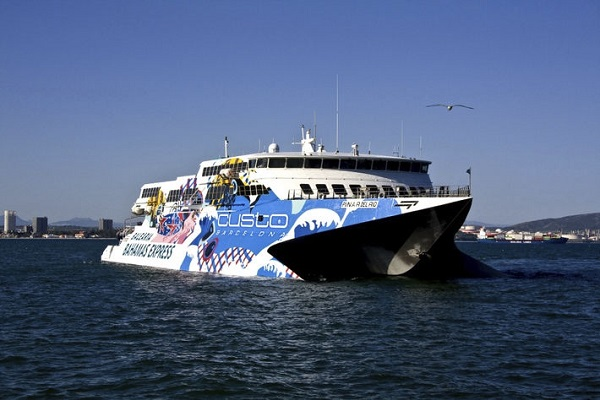 Baleària añade buque de alta velocidad entre Denia, Ibiza y Palma