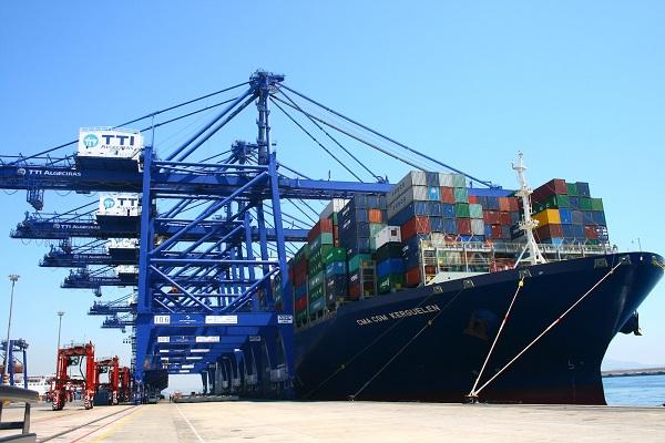 CMA-CGM aumentará la exportación desde TTI Algeciras hacia Asia