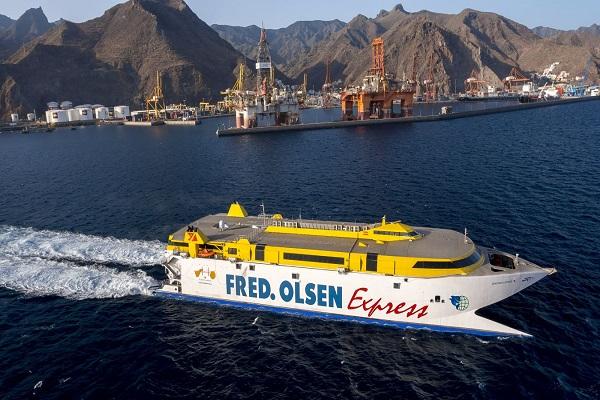 Fred Olsen mejorará su línea entre Fuerteventura y Gran Canaria