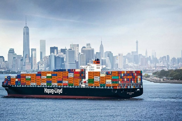 Hapag-Lloyd encarga más de 13.400 contenedores reefer