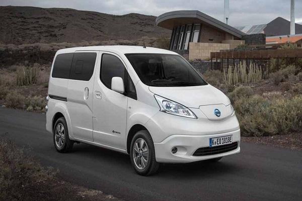 Nuevas furgonetas eléctricas de Nissan ofrecen 200 kilómetros de autonomía