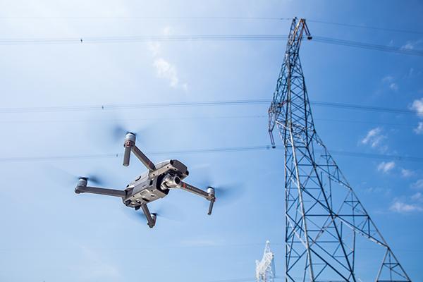 Policía Nacional drones