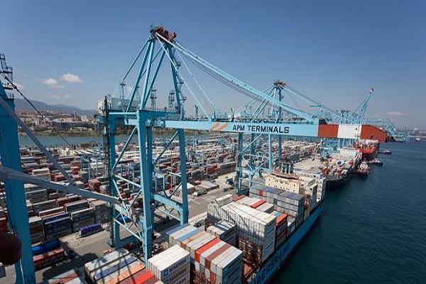 Puerto de Algeciras mueve 55,7 millones de toneladas hasta junio