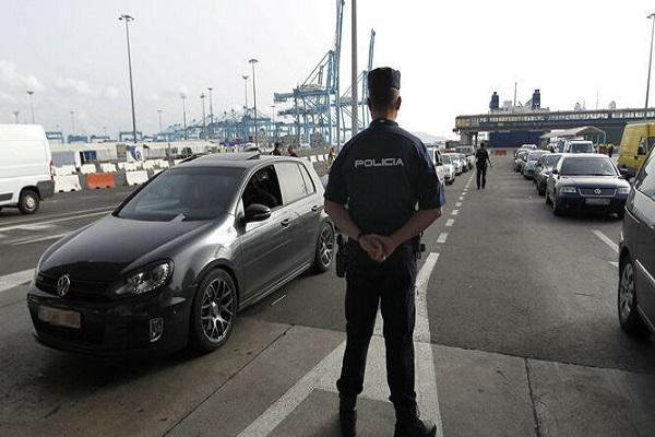 Puerto de Algeciras y Tarifa inauguran sus instalaciones y servicios para OPE