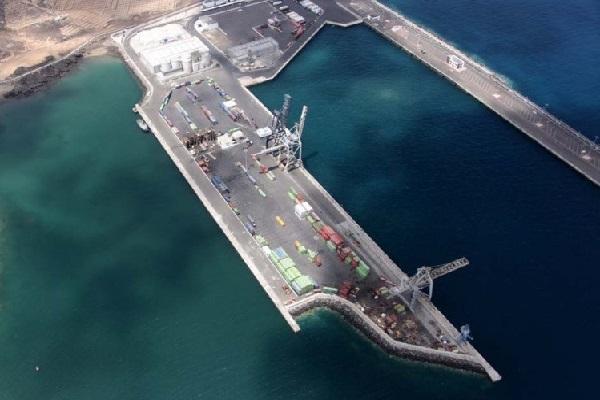Puerto de Arrecife valora la adjudicación para modificar la terminal de contenedores