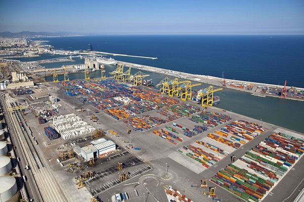 Puerto de Barcelona adelanta el uso de nuevos espacios para terminal Best