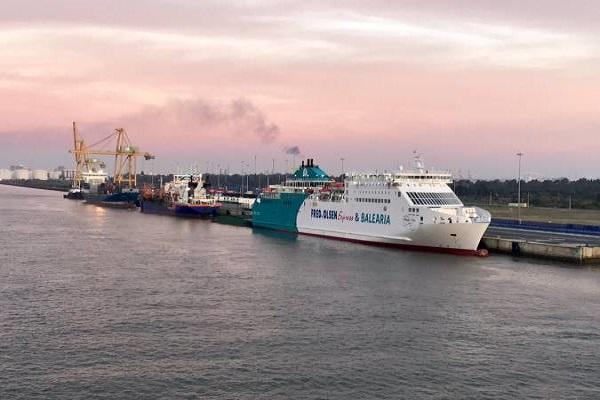Puerto de Huelva aumentará sus líneas marítimas para la demanda del hiterland