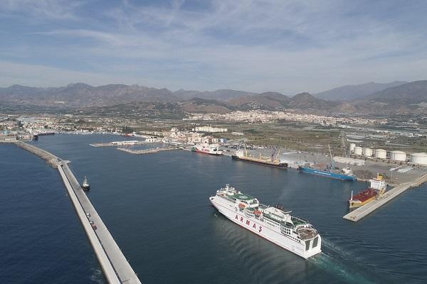 Puerto de Motril realizará un estudio ambiental de sus infraestructuras