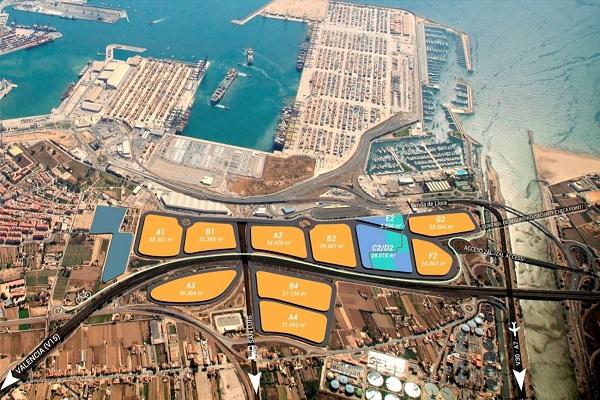 Puerto de Valencia recibe cuatro ofertas para adjudicación de siete parcelas logísticas