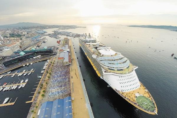 Puerto de Vigo dirigirá la red europea de Crecimiento Azul
