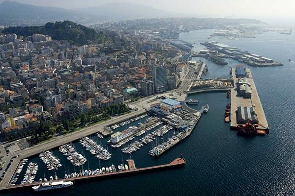 Puerto de Vigo disminuye un 3,46% el movimiento de mercancías en junio