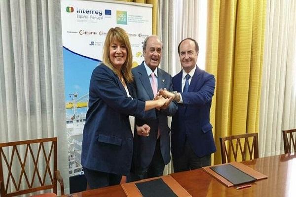 Puertos de Huelva y Algeciras quieren impulsar el comercio marítimo de pymes