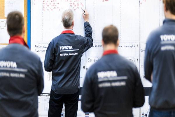 Toyota Material Handling inicia nuevo servicio de consultoría