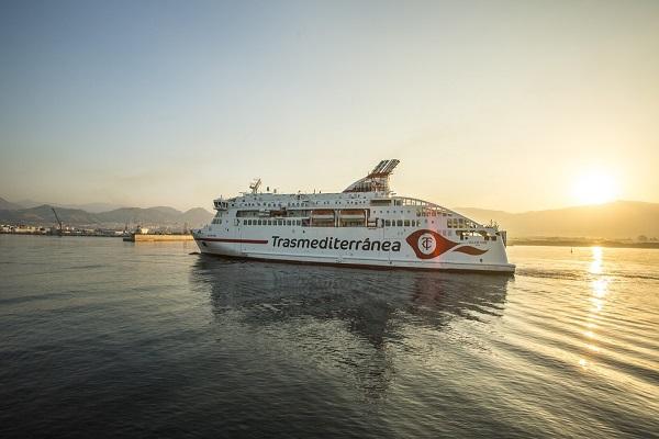 Trasmediterránea añade nuevo ferry para fortalecer ruta entre Motril y Marruecos