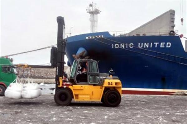 buque Ionic United