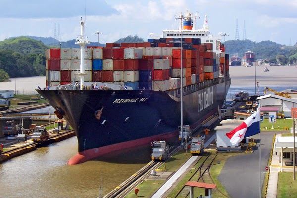 canal de panama guerra comercial