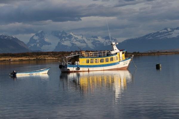 puerto natales patagonia sur