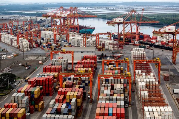 puertos de ecuador infraestructura