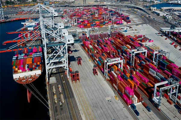 Índice Mundial de Tráfico Portuario de Contenedores baja un 1,7% en junio