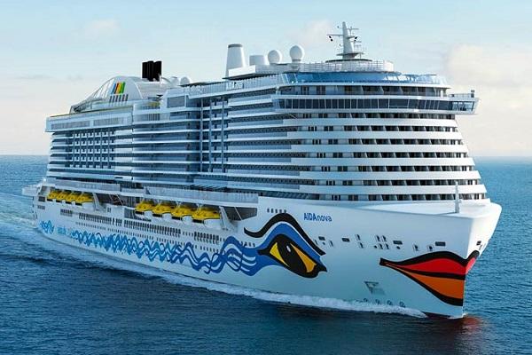AIDA Cruises dispondrá de energía eléctrica gracias al uso de baterías a bordo