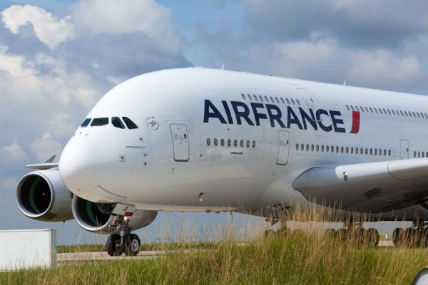 Air France Sevilla París