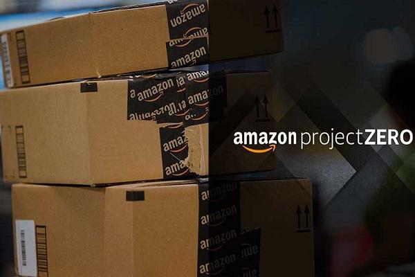 Amazon vigila la venta de artículos falsos con Project Zero