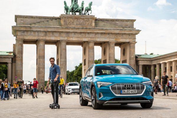 Audi e-tron Scooter