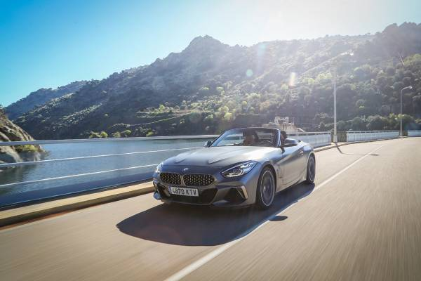 BMW Z4 2019 cambio manual España