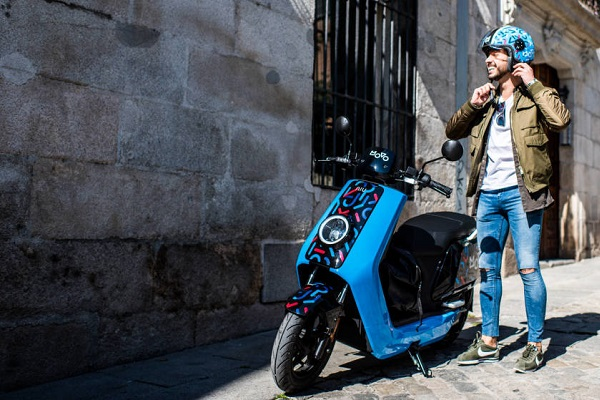 Cabify Movo Barcelona