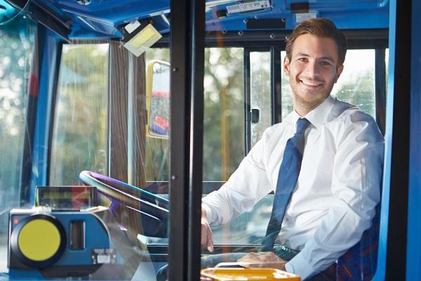Conductor autobús 21 años