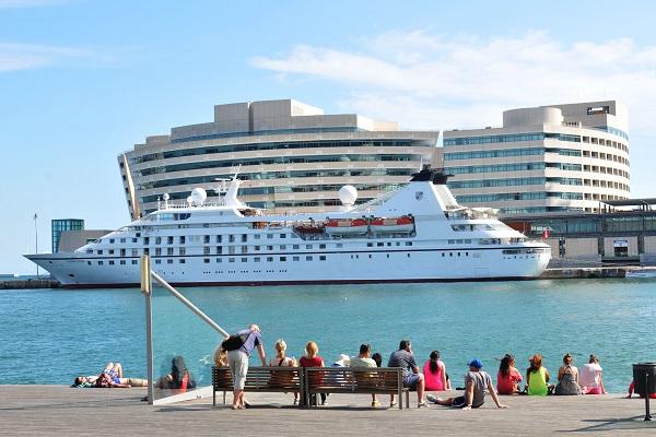 España acoge 4,7 millones de cruceristas en sus enclaves hasta junio