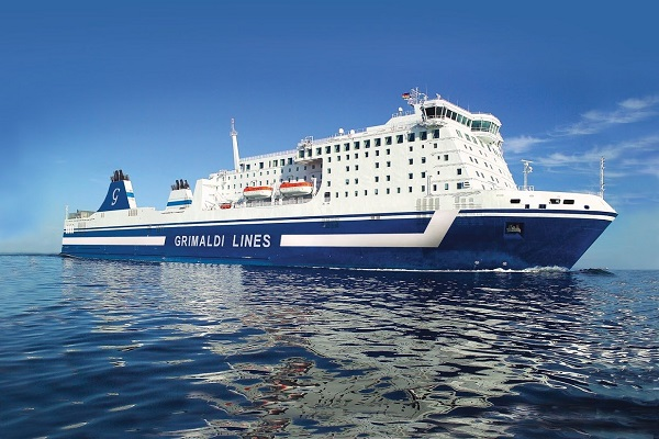 Grimaldi apuesta por disminuir el impacto medioambiental de su flota