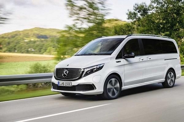 Mercedes EQV España