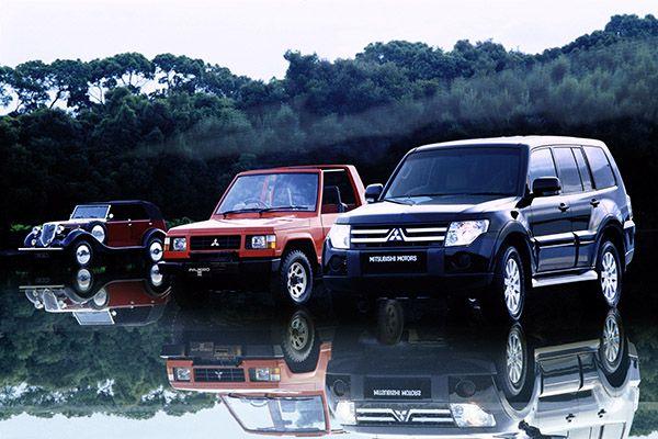 Mitsubishi Montero despedida Europa