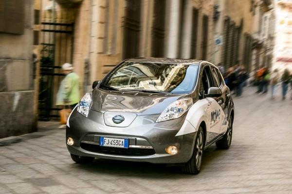 Nissan eléctricos España