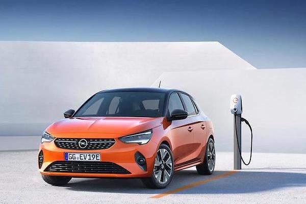 Opel Corsa sexta generación España