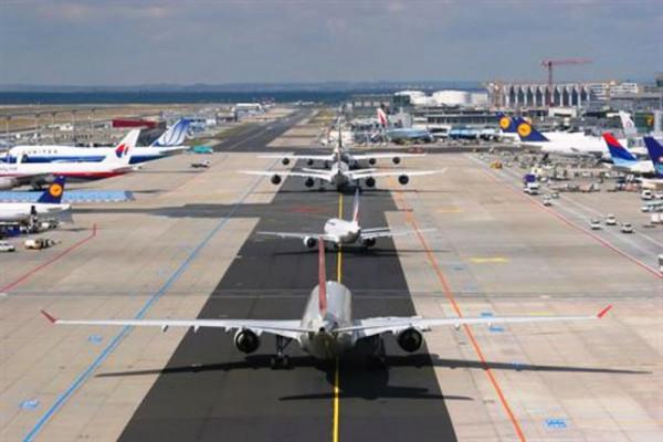 Peores rutas aeropuertos españoles