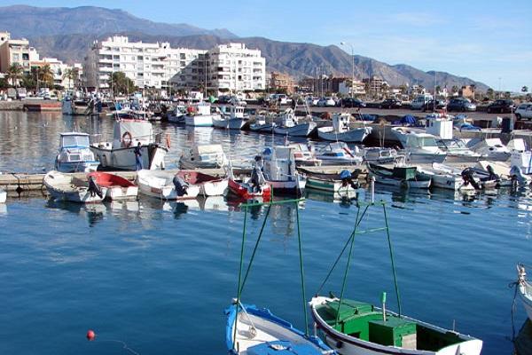 Puerto de Adra empleará 4,2 millones de euros para construir nuevas instalaciones